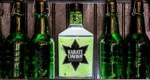 Karate Cowboy, a new Columbus based liquor was created by an OSU alum. Credit: Courtesy of Karate Cowboy