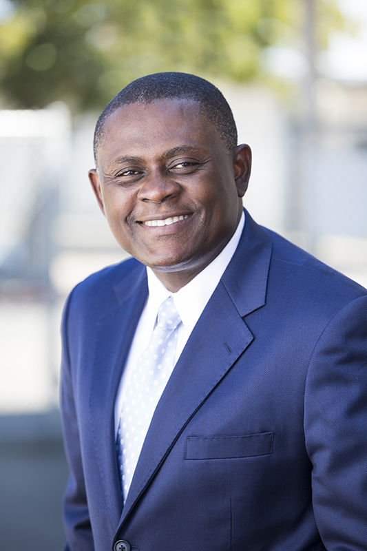Dr. Bennet Omalu will speak to OSU students on Feb. 18 at the Ohio Union. Credit: Courtesy of Michael D'Andrea