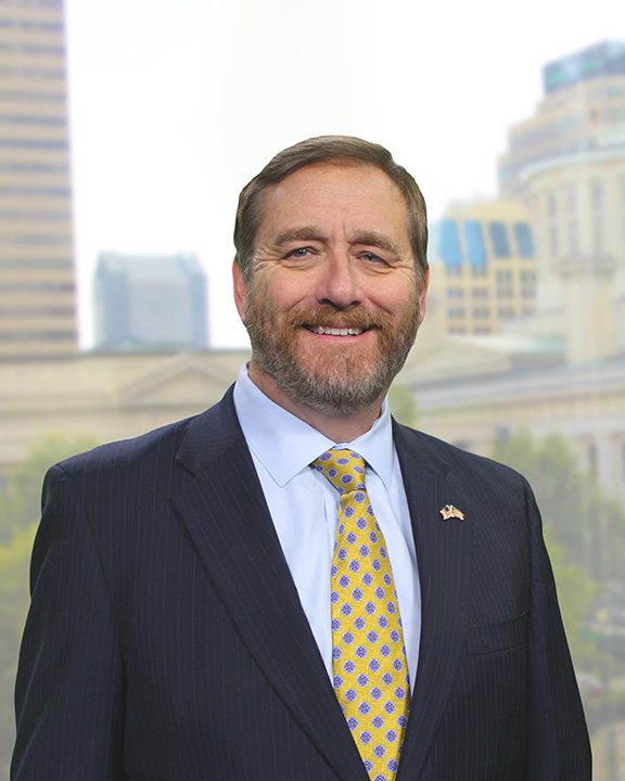 Dave Yost, Ohio's auditor of state, has stated his support for House Bill 384. Credit: Courtesy of the Auditor of State of Ohio