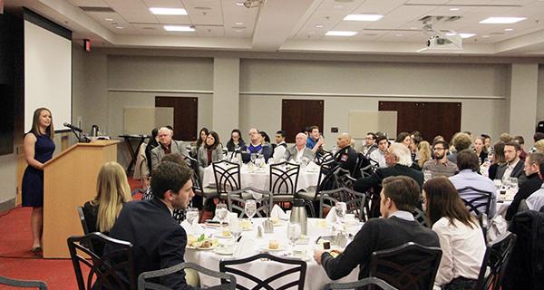 USG University Address talks affordability, energy privatization