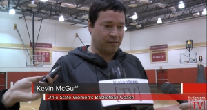 Buckeye Sports Now: women's basketball the talk of the town