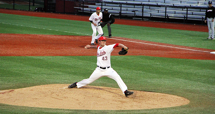 Ohio State baseball reaches 40 wins in victory over Michigan at Big Ten tournament