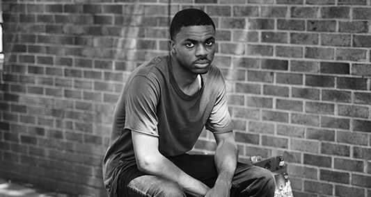Vince Staples performed at A&R Music Bar on March 9. Credit: Courtesy of Eric White