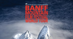 A promotional poster for the Banff Mountain Film Festival. Credit: Courtesy of Erik Pepple