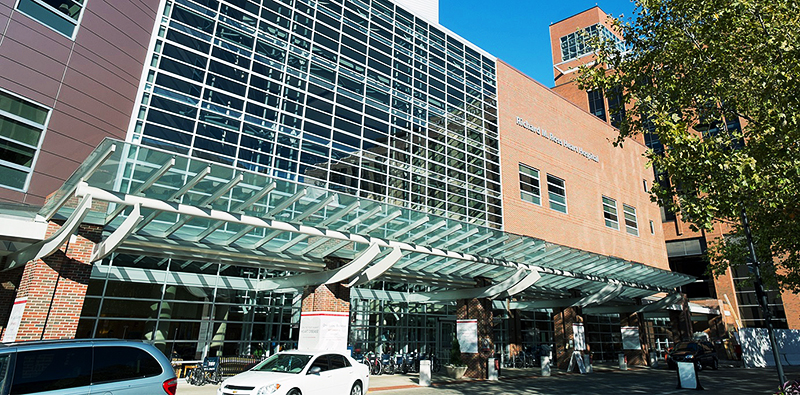 The Ross Heart Hospital, a location in which LDL Apheresis is offered in Central Ohio. Credit: Courtesy of Marti Leitch