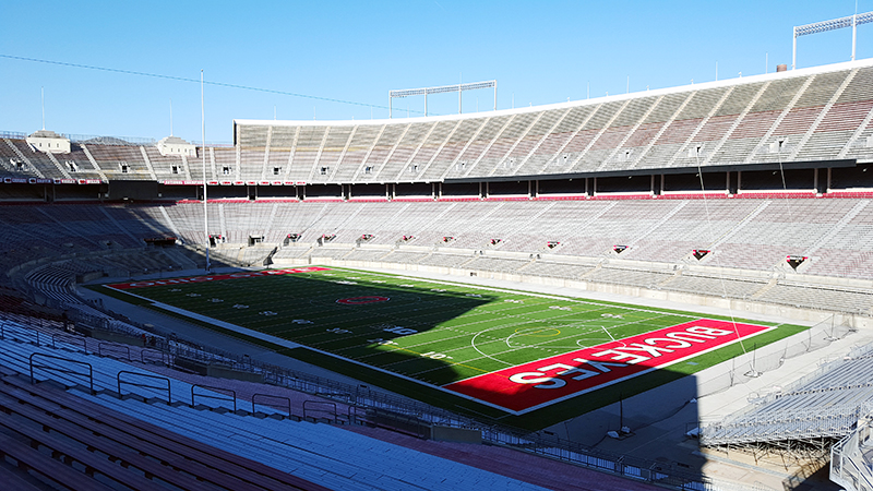 Ohio State plans a four-year $42-million renovation project for Ohio Stadium. Credit: Michael Huson | Campus Editor