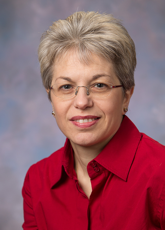 Dr. Irina Buhimschi, director of the Center for Perinatal Research at Nationwide Children's Hospital, conceived the idea for the Congo Red Dot test. Credit: Courtesy of OSU