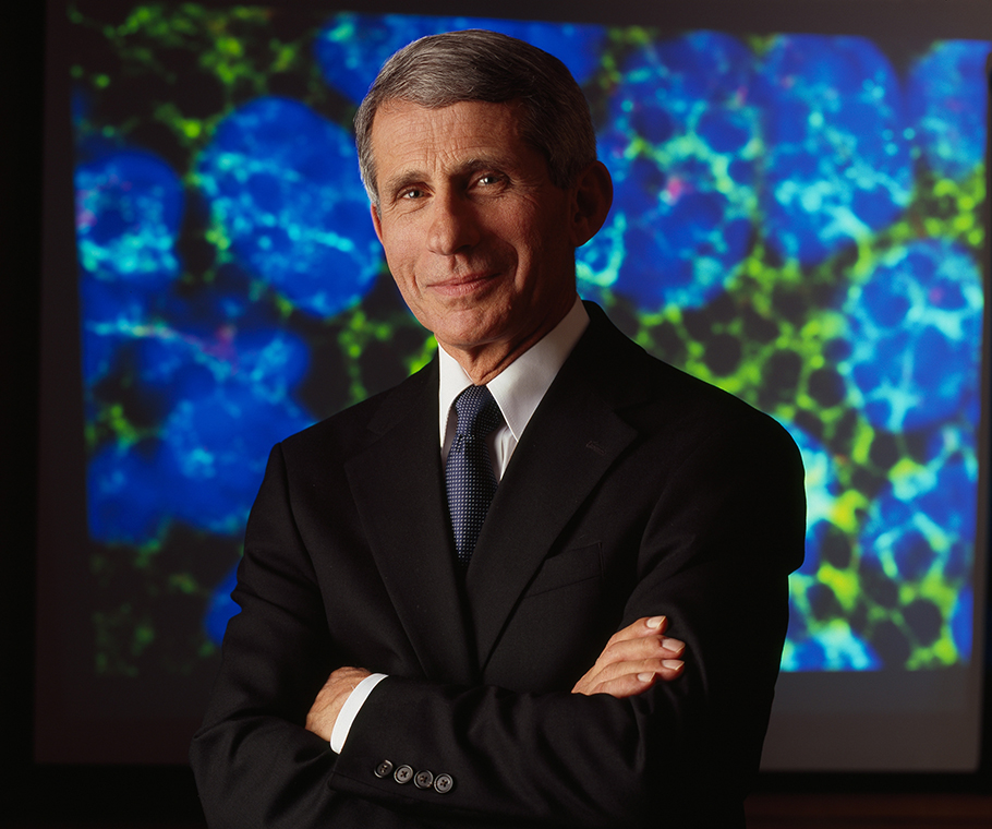 Dr. Anthony Fauci, the director of the National Institute of Allergy and Infectious Diseases, is set to give the 2016 Spring Commencement address at Ohio Stadium on May 8. Courtesy of OSU