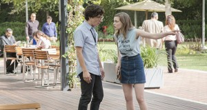 "Paul Rust (left) and Gillian Jacobs in ""Love."" Credit: Courtesy of TNS"