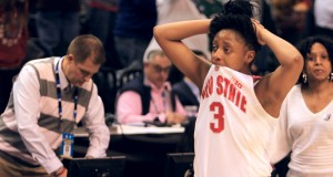 Kelsey Mitchell featured womens basketball