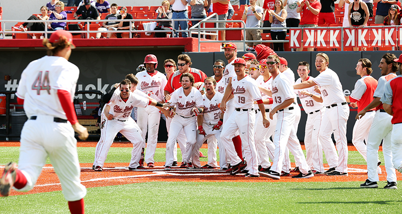 Father of OSU baseball player makes an impact on ALS