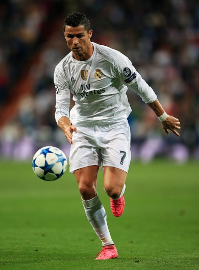 Real Madrid's Cristiano Ronaldo is likely to make an appearance during the July match at Ohio Stadium. Credit: Courtesy of TNS