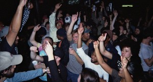 Attendees dance at the second installment of Trapathon in December 2015 at Spacebar, 2590 N. High St. Credit: Courtesy of Anna Maconachy