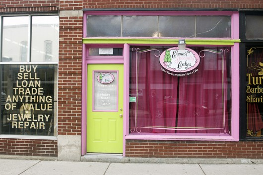 Elena's Speciality Cakes is located at 1247 N. High St. in the Short North. Credit: Kevin Stankiewicz |Asst. Sports Editor