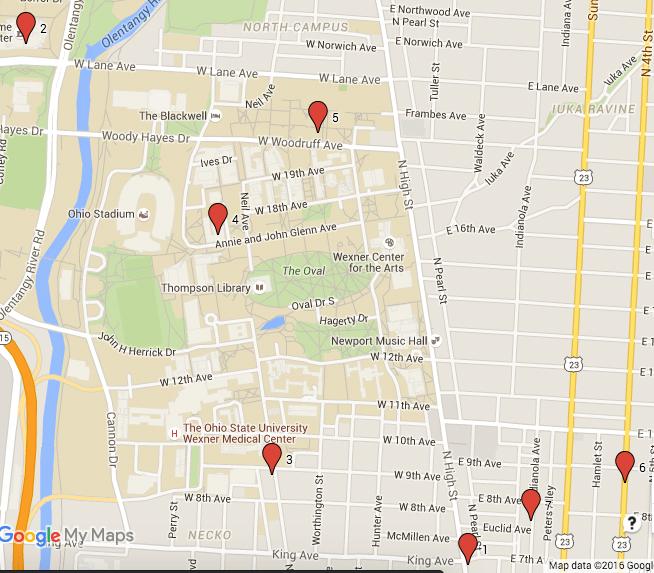 Google Crime Map. Photo illustration by Jay Panandiker | Engagement Editor