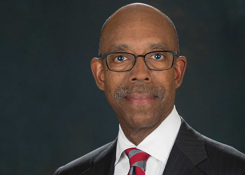 University President Michael Drake. Credit: Courtesy of OSU