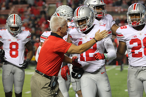 Football: Ohio State's 2017 three-man rotation at corner aiming for same dominance