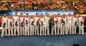 men's gymnastics featured