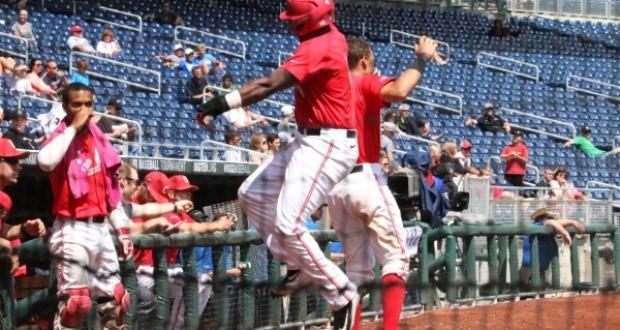 Ohio State baseball cuts through Iowa to win Big Ten championship