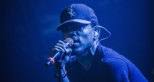 Chance the Rapper performs in the Social Experiment at the Austin Music Hall on March 20, 2015. Credit: Courtesy of TNS