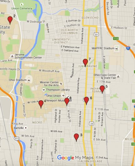 Google Crime Map, Photo Illustration by Mitch Hooper   Engagement Editor