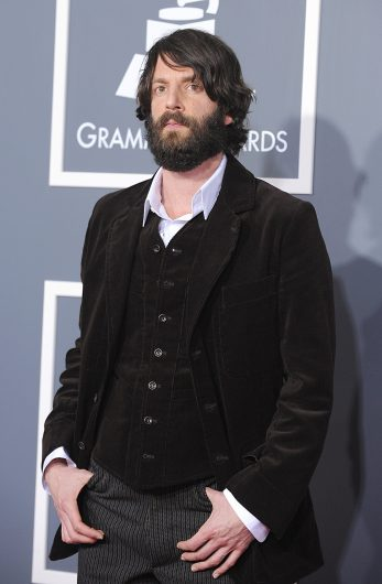 Ray LaMontagne arriving at the 53rd Annual Grammy Awards held at the Staples Center in Los Angeles, California on February 13, 2011. Credit: Courtesy of TNS