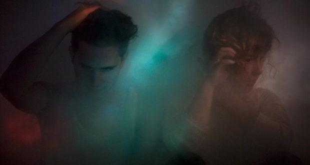 Corin Roddick (left) and Megan James (right), photo taken by Landon Speers.