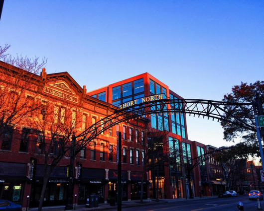 A view of the Short North Arts District. Credit: Courtesy of Mason Swires.