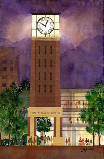 Tom W Davis Tower