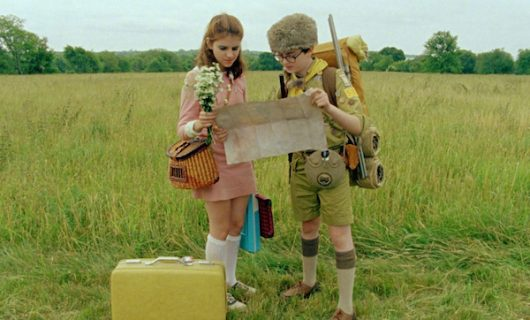 """A still from Wes Anderson's 2012 film, """"Moonrise Kingdom."""" Credit: Courtesy of Erik Pepple"""