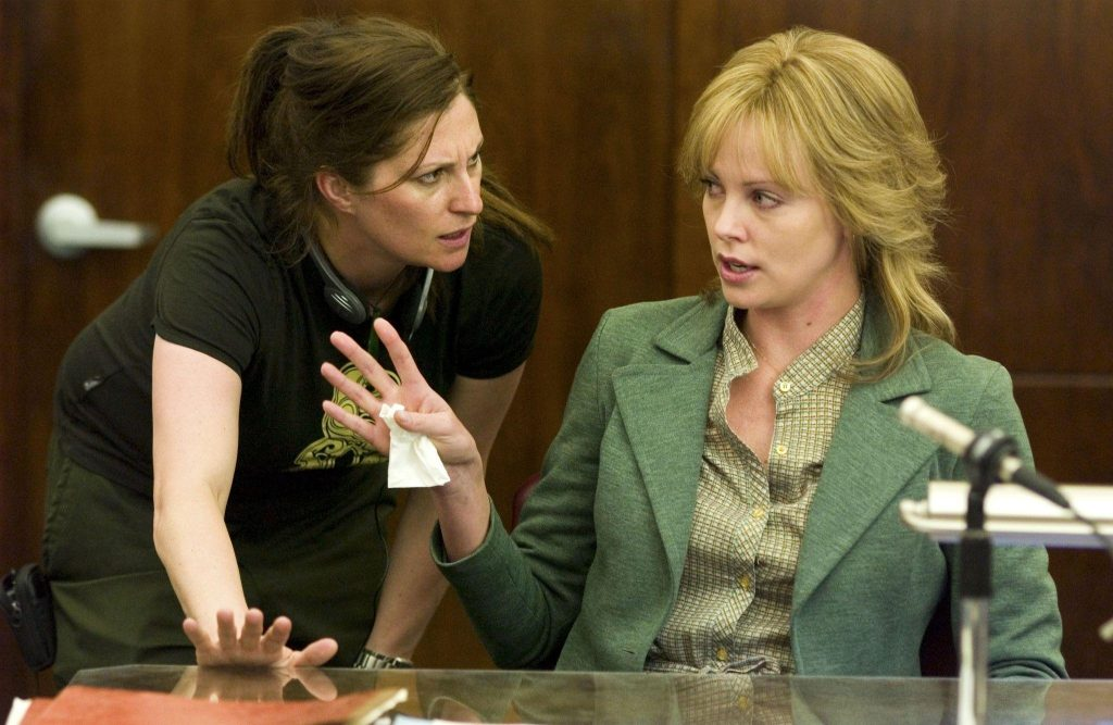 """A still from """"North Country"""" starring Charlize Theron, which is set to screen at the Wex on Friday. Credit: Courtesy of Warner Bros. Pictures"""