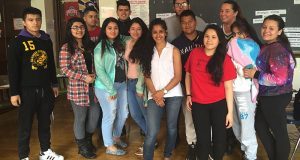 The Latino and Latin American Space for Enrichment and Research mentoring program is located in Columbus, Ohio where Latino students can work towards better improving their knowledge with tutors to raise their chances of success in college. Credit: Courtesy of Frederick Aldama