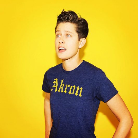 Rhea Butcher headlines the Arch City Comedy Festival. Credit: Courtesy of Natalie Heflin