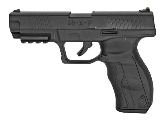 Police say Tyre King's BB gun, a copy of which is shown above, was mistaken for a real gun. Credit: Courtesy of Columbus Division of Police Sgt. Rich Weiner.
