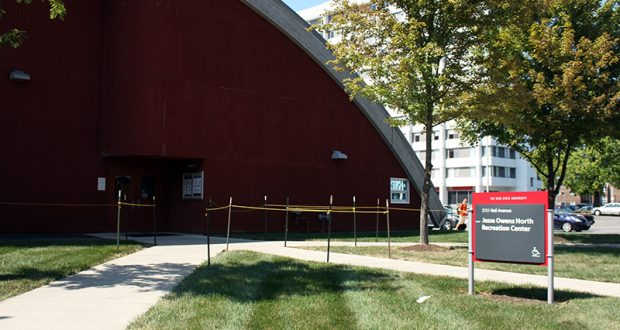 Jesse Owens North will be getting an interior upgrade. Credit: Sara Stacy | Lantern Reporter