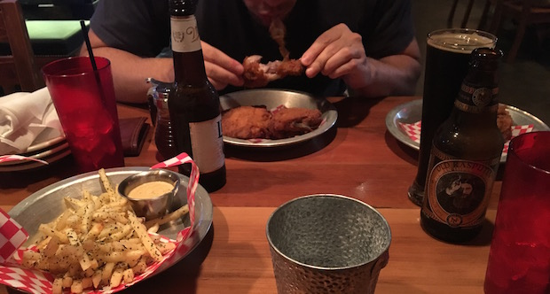 Restaurant review: The Eagle gives the perfect fried chicken experience