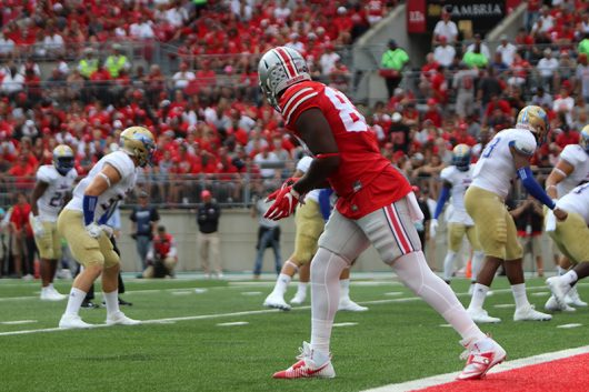 Ohio State's Curtis Samuel to enter NFL Draft