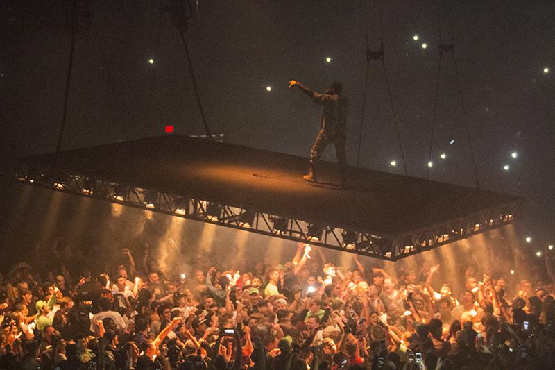 kanye west concert review