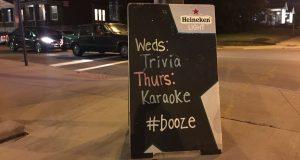 Oldfield's at 1571 N 4th St hosts karaoke on Thursday nights.  Ghezal Barghouty | Lantern Reporter