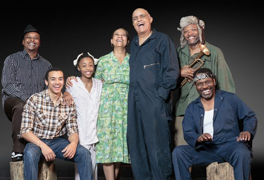 "The cast of Short North Stage's ""Fences"" Credit: Courtesy of Ryan Allen."