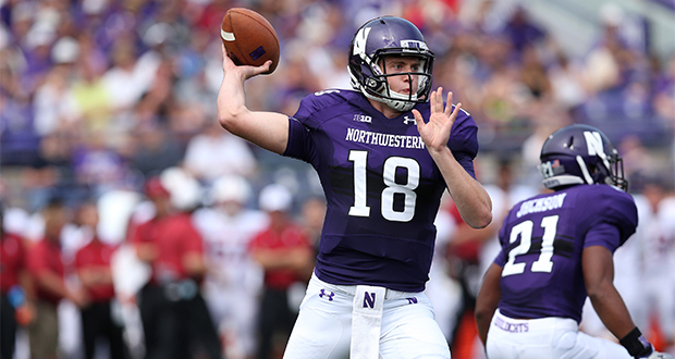 Taming of the Wildcats: Scouting Northwestern football