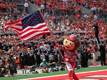 Ohio State players held discussions about national anthem protests