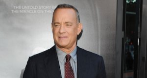 "Tom Hanks plays the lead role in ""Sully."" Credit: Courtesy of TNS"