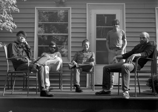 Connections, a five-piece Columbus band, is set to perform at Independent's Day Festival on Sept. 17. Credit: Courtesy of Michael O'Shaughnessy