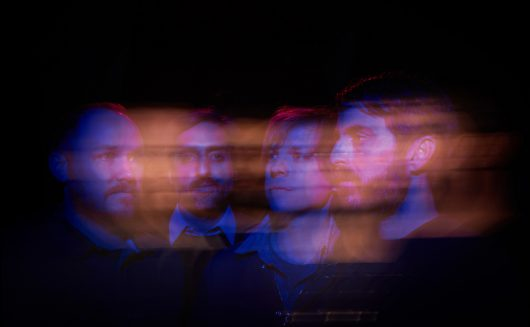 Explosions in the Sky performed at Newport Music Hall on Sept. 13. Credit: Courtesy of Nick Simonite