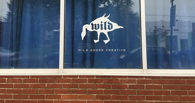 Wild Goose Creative, a non-profit arts organization, is hosting the first ever Neighborhood Porch Festival this Saturday. Credit: Sara Stacy   Lantern Reporter