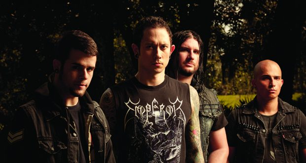 Trivium is set to play Newport Music Hall on Sept. 15. Credit: Courtesy of Road Runner Records