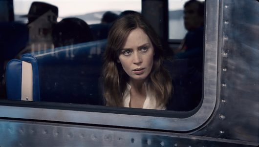 "Emily Blunt plays Rachel Watson in the film ""The Girl on the Train."" (DreamWorks Pictures)"