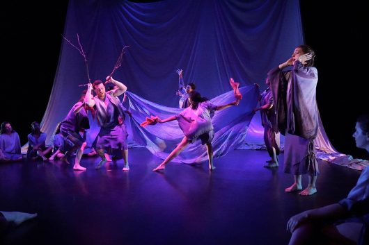 """The Ohio State Department of Dance and Opera and Lyric Theatre is set to present """"Didos and Aeneas"""" beginning Oct. 20. Credit: Courtesy of Jess Lavender"""