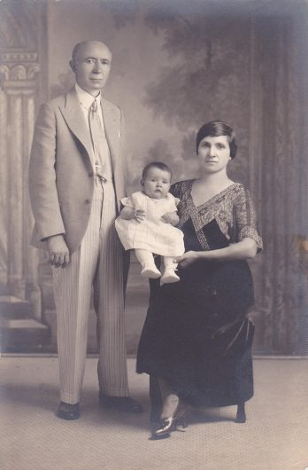 Regina Squeri's family members immigrated from Italy in the late 1800s. Credit: Courtesy of Regina Squeri   Assistant Arts Editor